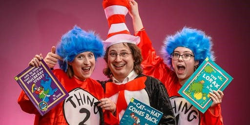 Puzzle Room Bookings - Dr Seuss Family Fun Day