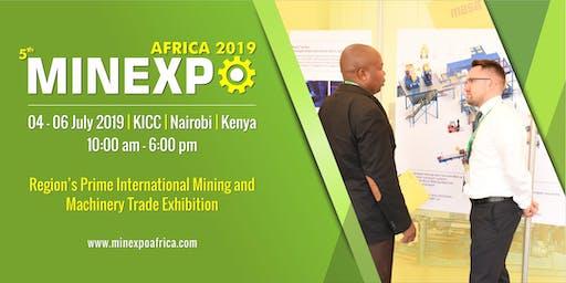 05th Minexpo Kenya 2019