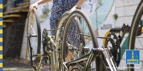 Learn to maintain your bike for free (women only) tickets