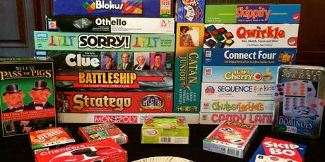 Busselton Library BOARD GAME AFTERNOON! tickets