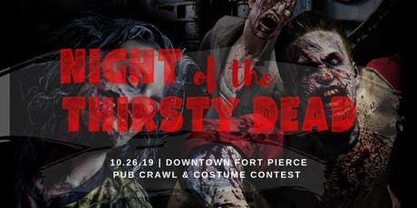 Night of the Thirsty Dead 2019 tickets