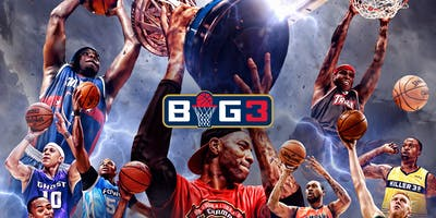 BIG3 Playoff New Orleans Watch Party