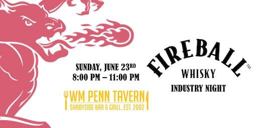 Fireball Pittsburgh - Industry Night