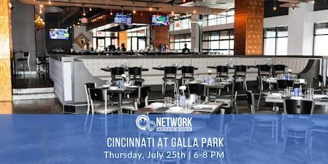 Network After Work Cincinnati at Galla Park tickets