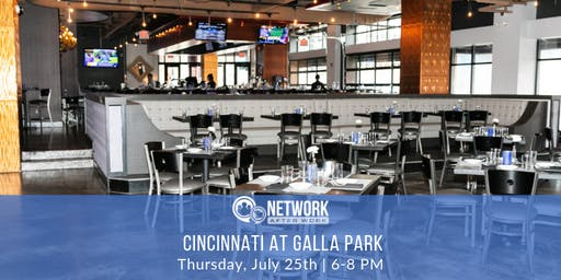 Network After Work Cincinnati at Galla Park