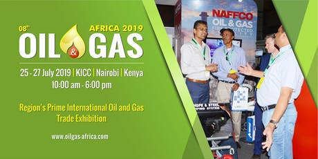 8th Oil and Gas Kenya 2019 tickets