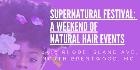 #TeamNatural Weekend & Supernatural Festival tickets