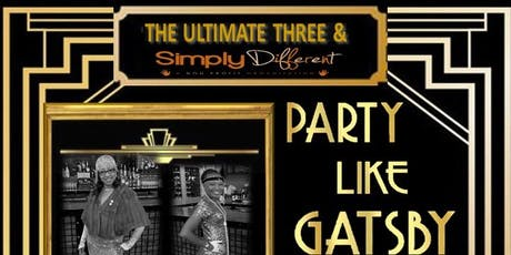 PARTY LIKE GATSBY tickets