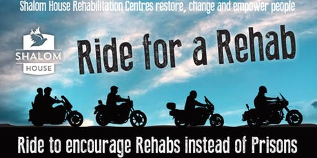 Ride for a Rehab tickets