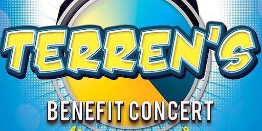 Terren's Benefit Concert