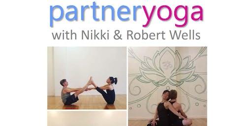 Partner Yoga Workshop with Nikki with Robert Wells