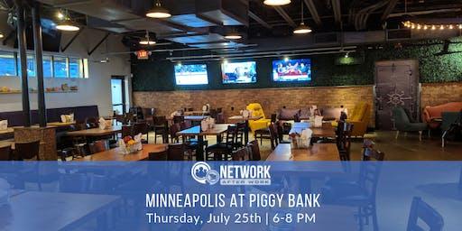 Network After Work Minneapolis at Piggy Bank
