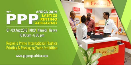 22nd PPPexpo Kenya 2019 tickets