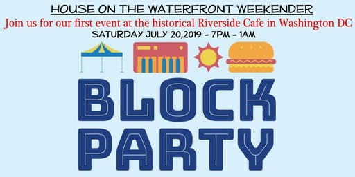 BLOCK PARTY!!
