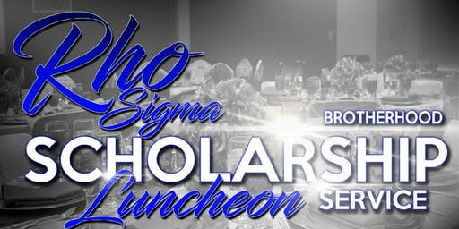 Rho Sigma Chapter Second Annual Scholarship Luncheon