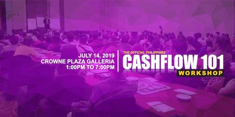 CASHFLOW 101 WORKSHOP tickets