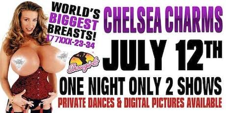 World's Biggest Boobs, 2019 Showgirls tickets