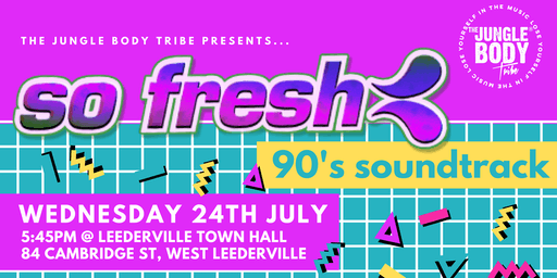 So Fresh Dance-Cardio Party