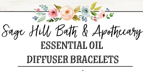 Essential Oil Diffuser Bracelets tickets