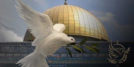 Jerusalem (Al Quds) Peace Prize Ceremony & Dinner tickets