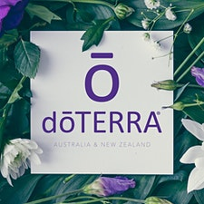 dōTERRA Australia and New Zealand logo