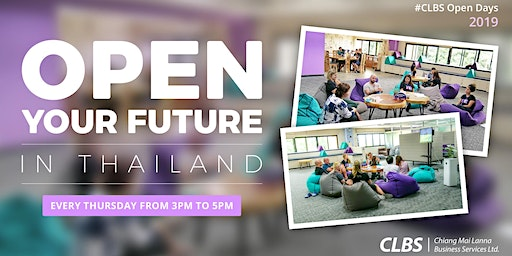 CLBS OPEN DAY