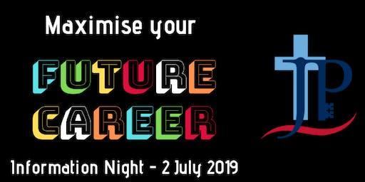 Maximise Your Future Career