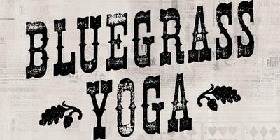 Bluegrass Yoga at Societe Brewing