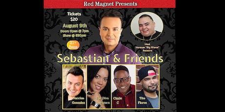 Sebastian and Friends  tickets