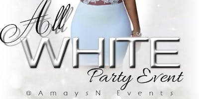 First Fridays all white party