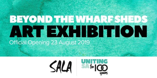 Beyond the Wharf Sheds Art Exhibition: Official Opening