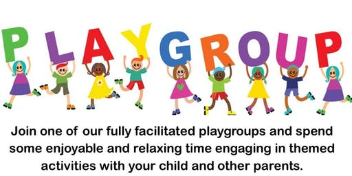 Facilitated Playgroup Sessions