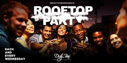 #ROOFTOPWEDNESDAYS: ROOFTOP VIBES ON WEDNESDAYS