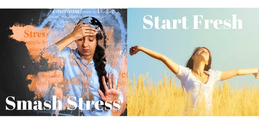 From Stressed Out to Chilled Out Workshop