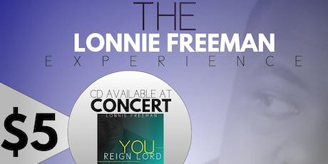 Lonnie's CD Release Concert  tickets