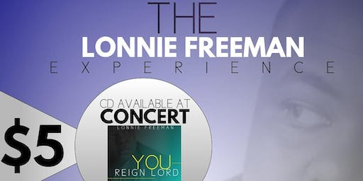 Lonnie's CD Release Concert
