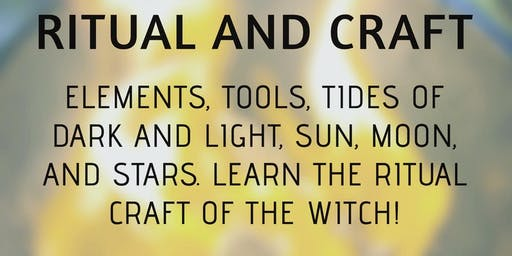 Witchcraft 2 - Book Study of Ritual and Magick