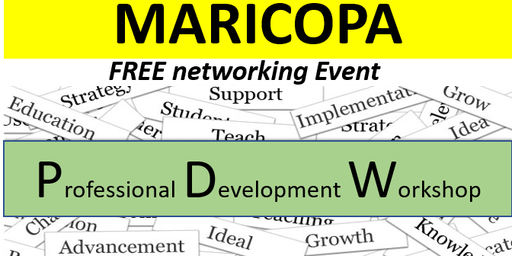 7/25/19 - PNG - Maricopa - FREE Professional Development Workshop - Why Good Bookkeeping / Accounting can Add Profits to Your Pockets