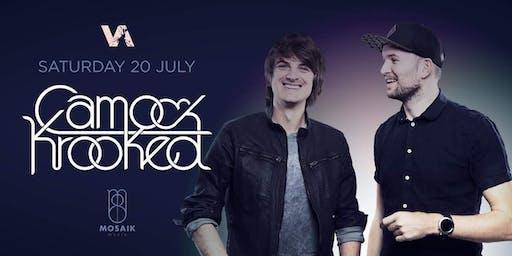 Vanguard present Camo & Krooked (Exclusive Jersey Summer Performance)