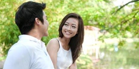 Asian Singles Speed Dating - San Francisco, CA tickets