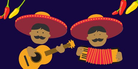 Mexican Fiesta @ Regus 15 Moore St tickets
