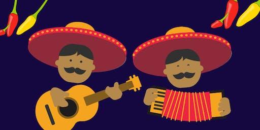 Mexican Fiesta @ Regus 15 Moore St