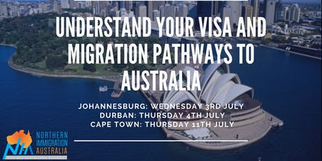 Understand your Visa and Migration pathways to Australia (Cape Town) tickets