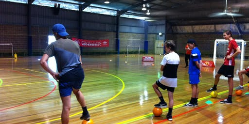 Western Sydney Wanderers Youth Sports Activity Session 2. (12-18 years)