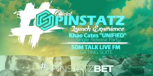 SPINSTATZ OFFICIAL LAUNCH PARTY