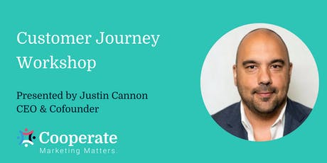 How to Nail Customer Journey Driven Marketing - Melbourne 2nd July tickets