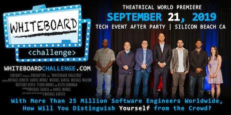 Whiteboard Challenge tickets