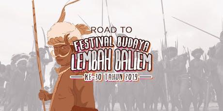 Offline Promotion: Festival Budaya Lembah Baliem 2019 tickets