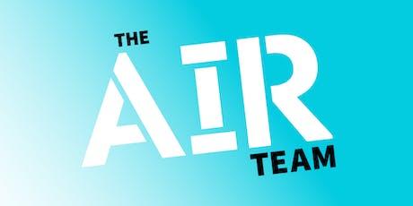 Creativity vs Air Pollution - Glimpse and the Air Team tickets