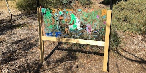 Junior Rangers Nature and Art Exploration - Herring Island